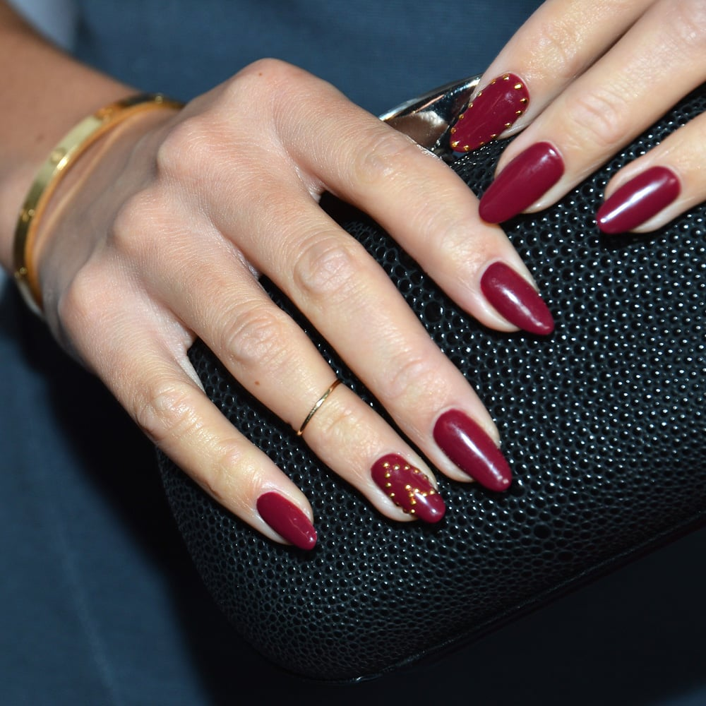 Red Nail Art Ideas | POPSUGAR Beauty