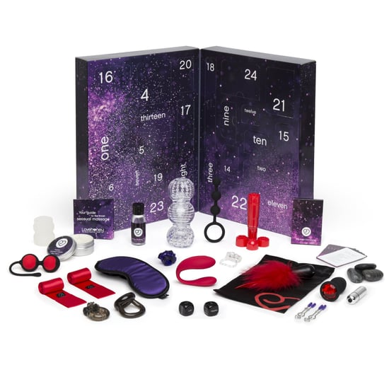 Lovehoney Sex Toy Advent Calendar For 2019