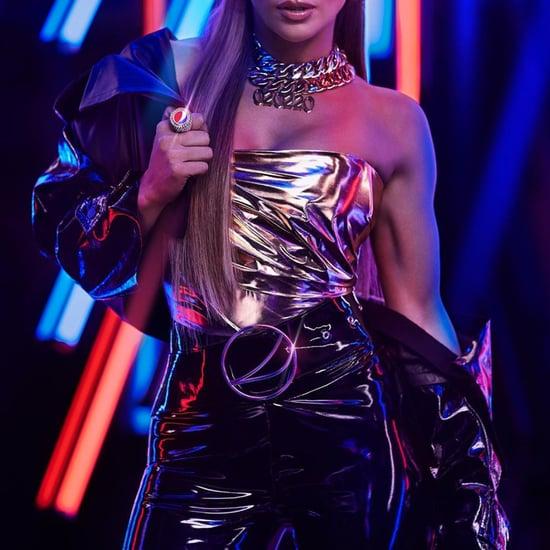 Jennifer Lopez Performing at 2020 Super Bowl Halftime Show