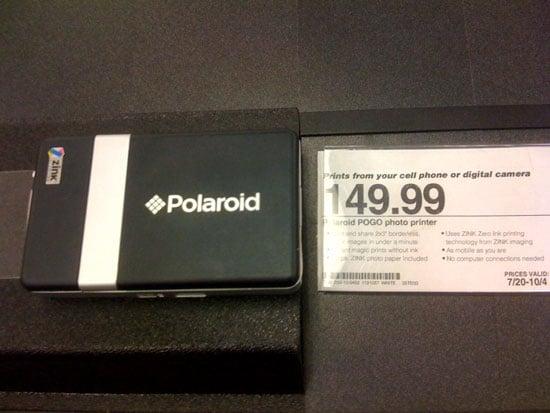Polaroid PoGo Instant Printer