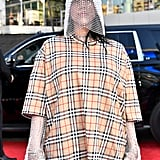 Billie Eilish at the American Music Awards 2019