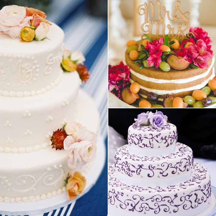 Floral Wedding Cake Ideas