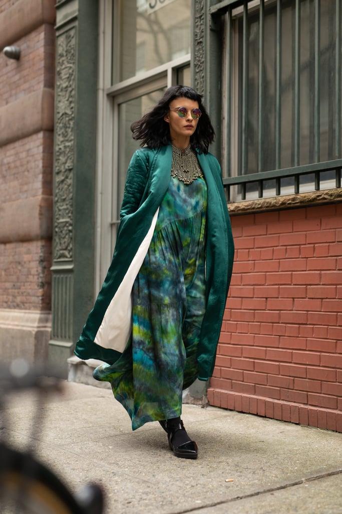 Fall 2019 Dress Trend: Tie-Dye | Fall Dress Trends 2019 ...