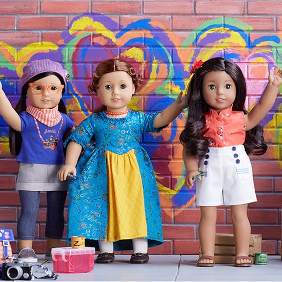 American Girl's Korean and Hawaiian Dolls