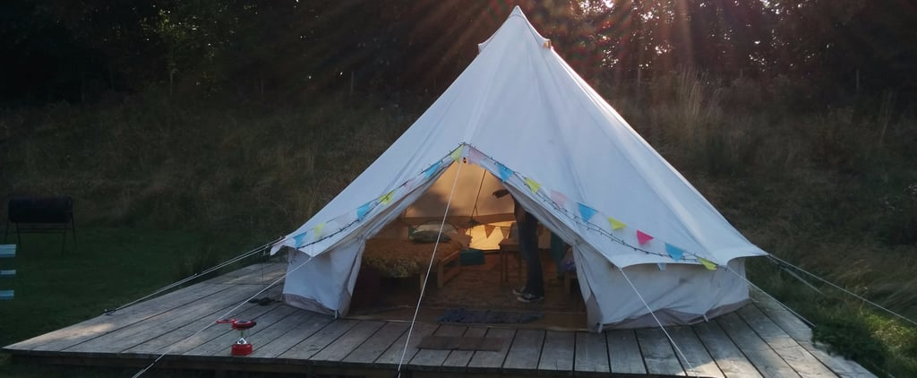 What Is Glamping?