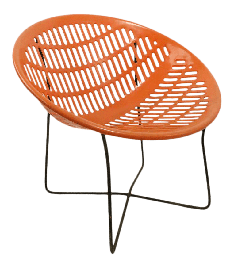 Vintage Solair Chair by Fabiano and Panzini
