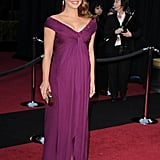 Natalie Portman's Big Oscars Pick Is Purple Rodarte!