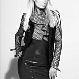 Paris Hilton in Nylon Magazine