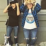 Wayne and Garth