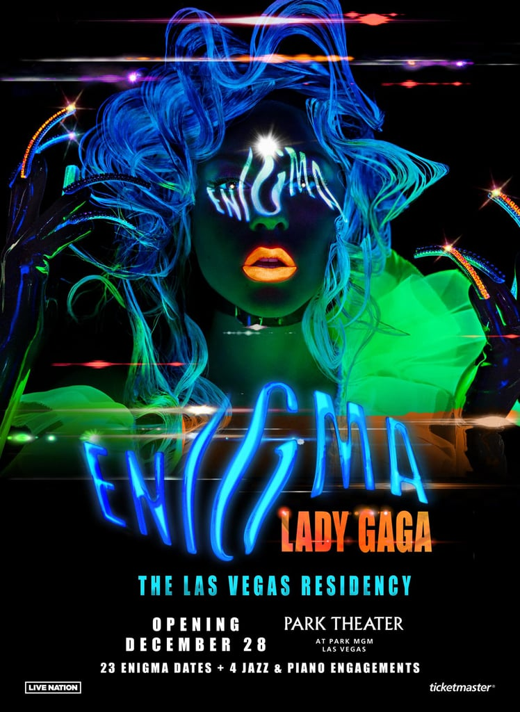She's About to Close Out the Year With a Bang (Aka a Vegas Residency)!