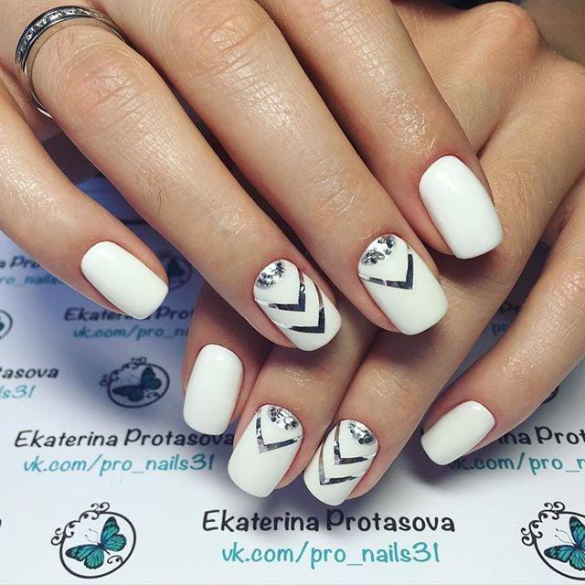 Chic wedding nail art ideas popsugar beauty prinsesfo Images