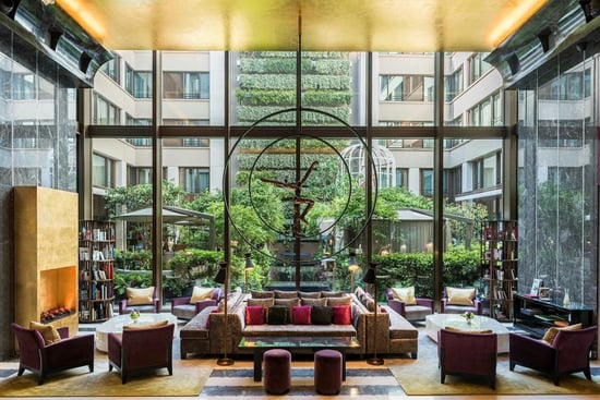 Best Luxury Hotels In Europe