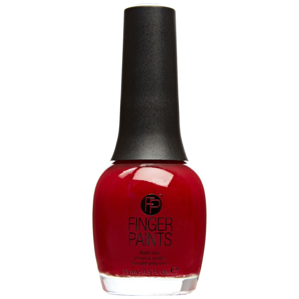 Fingerpaints Nail Color in Millefio-Red