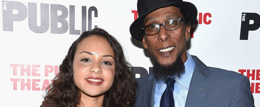 Jasmine Cephas Jones and Dad Ron Cephas Jones Cute Pictures