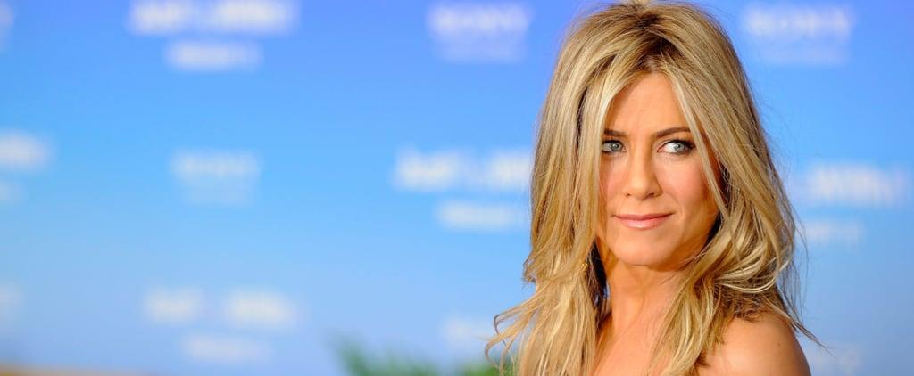 Jennifer Aniston Beauty Interview