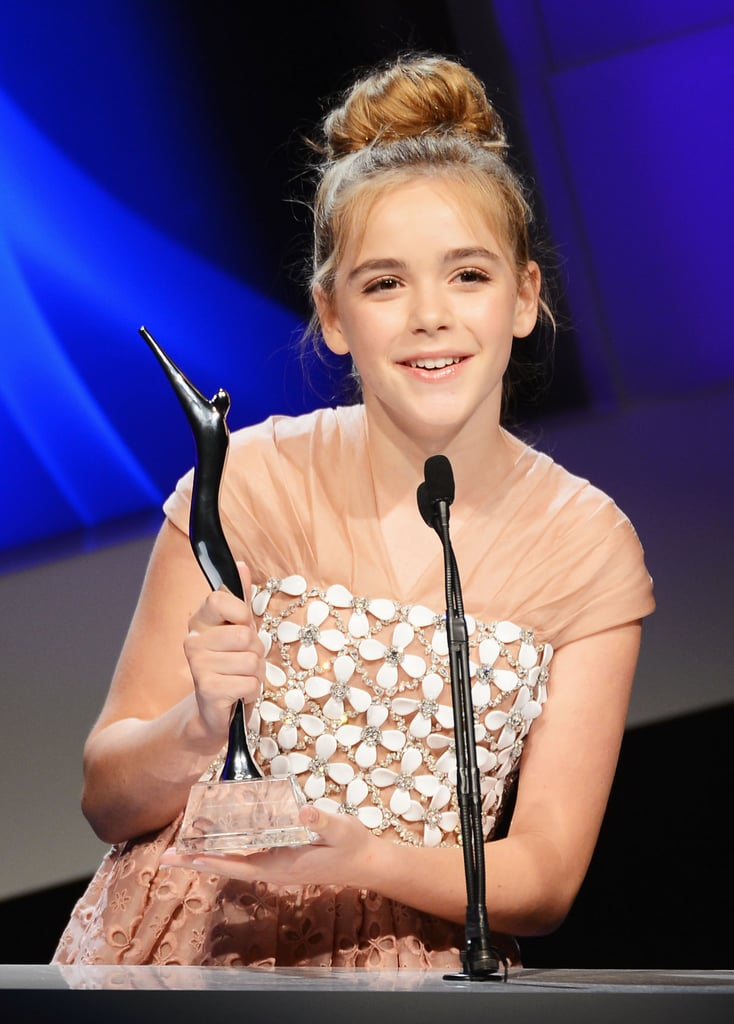 Ashley, January, and Young Hollywood Have an Award-Worthy Night