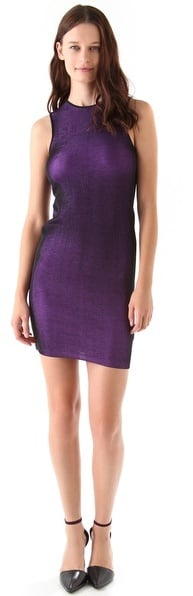 Rock this body-conscious Alexander Wang Opviant Tank Dress ($445) for your next cocktail party.