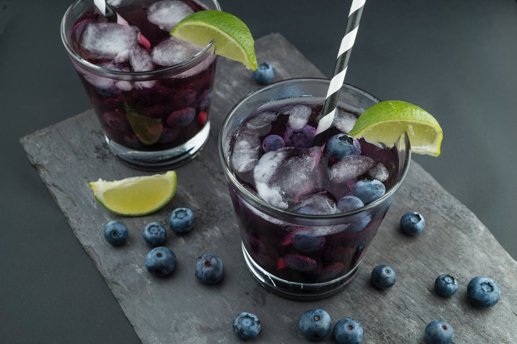 Create your own Summer cocktails.