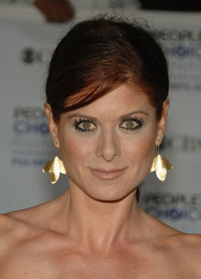 2009 People's Choice Awards: Debra Messing