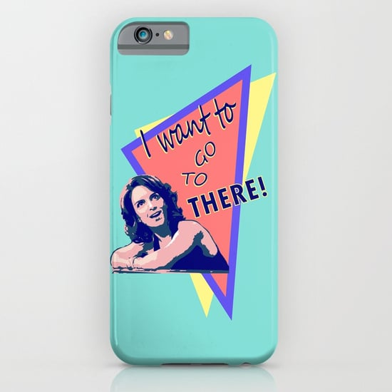 I Want to Go There iPhone Case