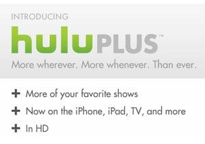 Hulu Plus Subscription Service