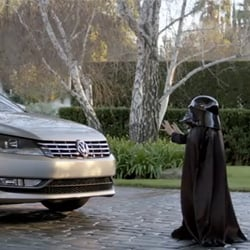 Video: Volkswagen Darth Vader Commercial