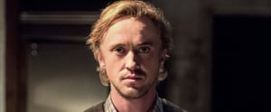 We'll Say It: Tom Felton Looks Incredibly Sexy on The Flash