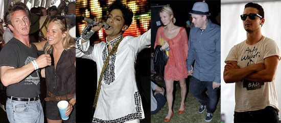 Celebrities Heat Up the Hot Hot Desert at Coachella