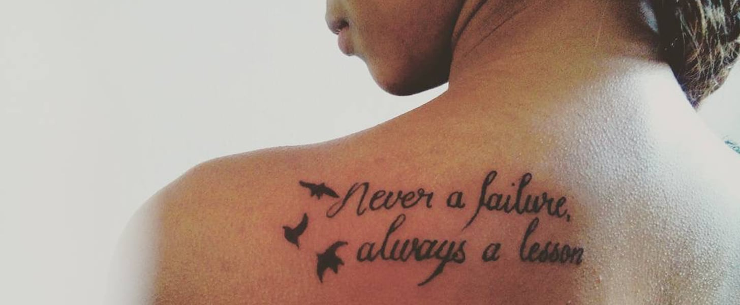 Quote Tattoos