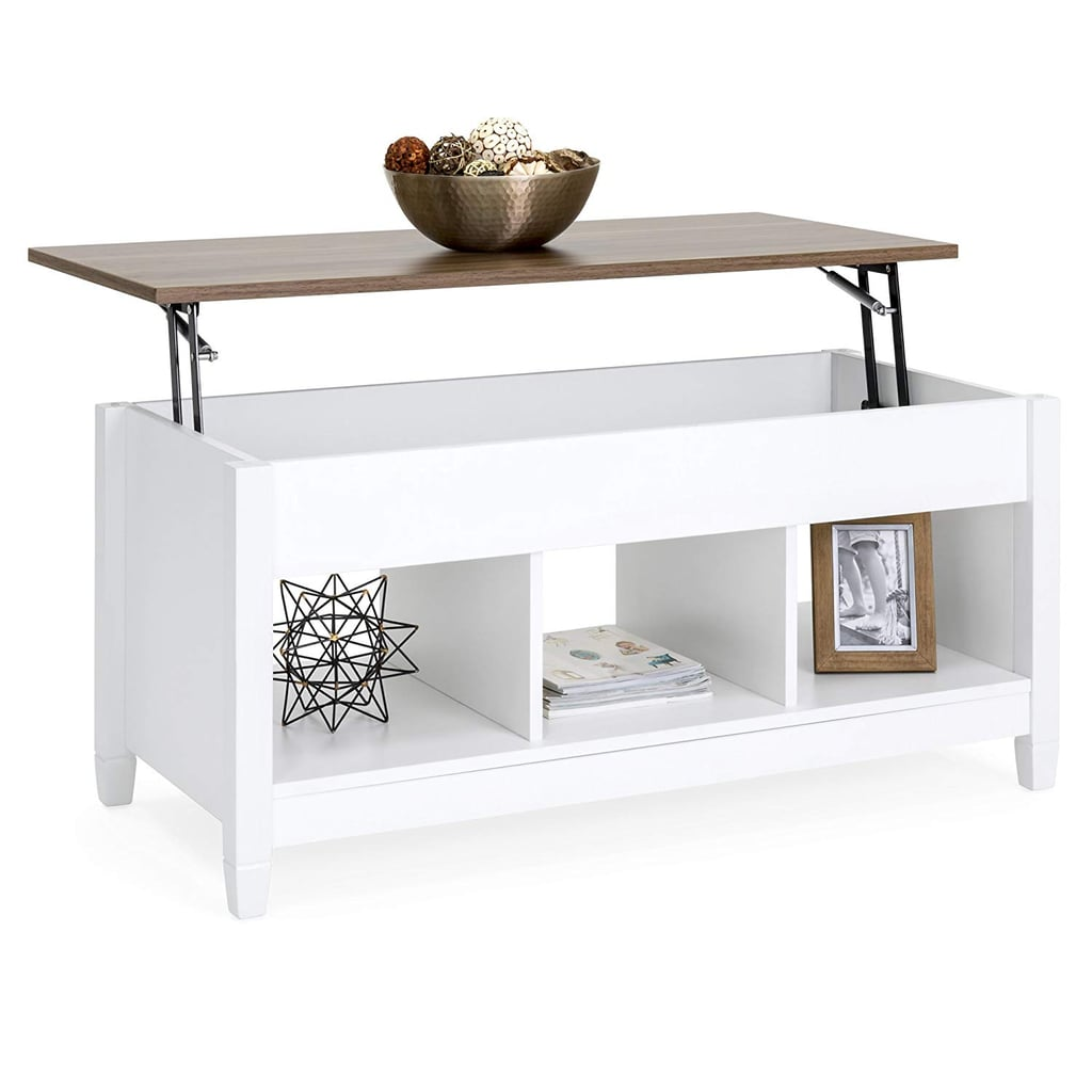 Best Choice Products Modern Home Lift Top Coffee Table