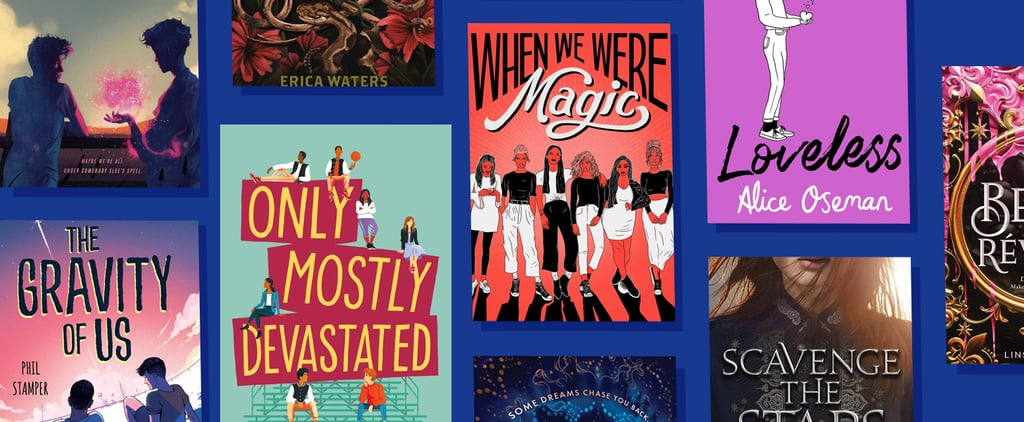 23 LGBTQ+ YA Books Coming Out in 2020