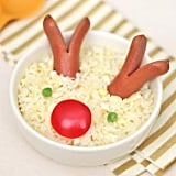 Rudolf the Red Nose Rice Bowl