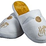 Harry Potter Floating on Air Golden Snitch Slippers