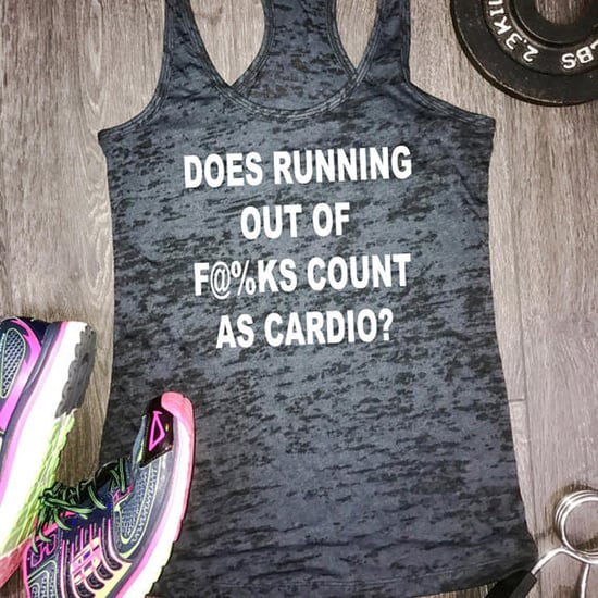 Curse-Word Activewear