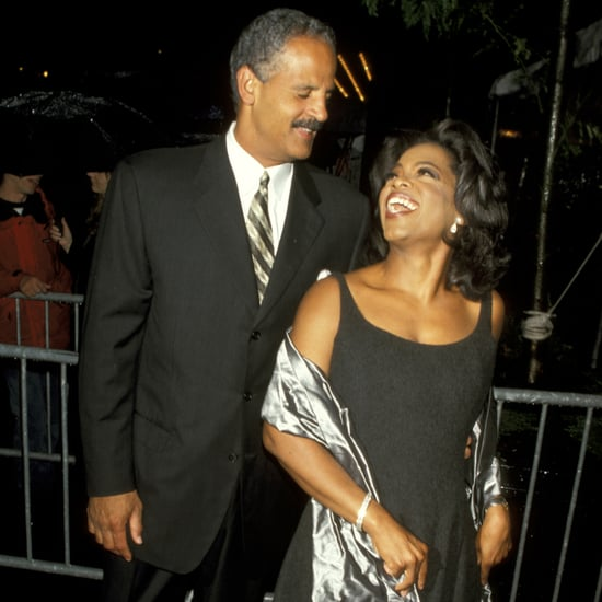 Pictures of Oprah Winfrey and Stedman Graham Through the Years