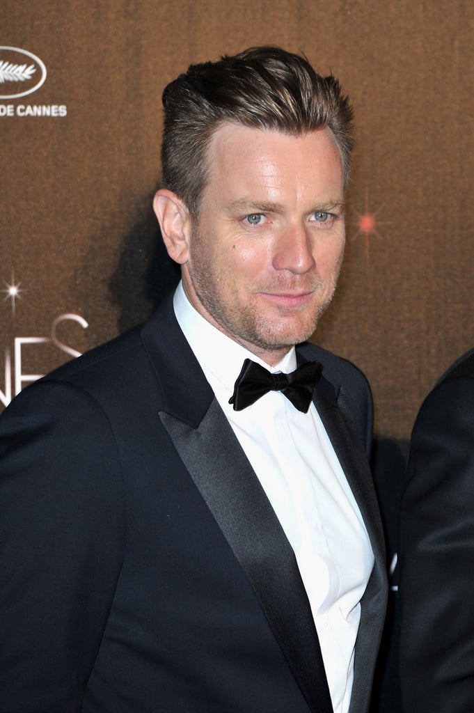 Ewan McGregor was looking dapper in a tux at the Cannes Film Festival opening dinner.
