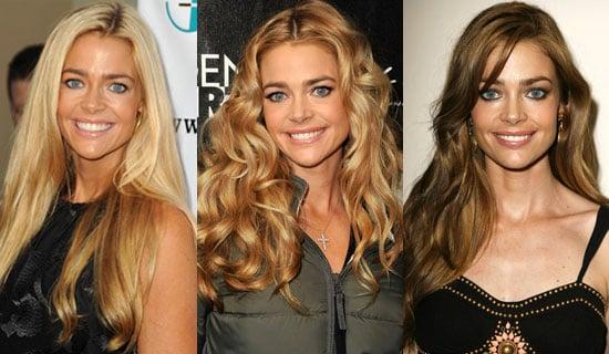 Denise Richards Hair Popsugar Beauty Uk