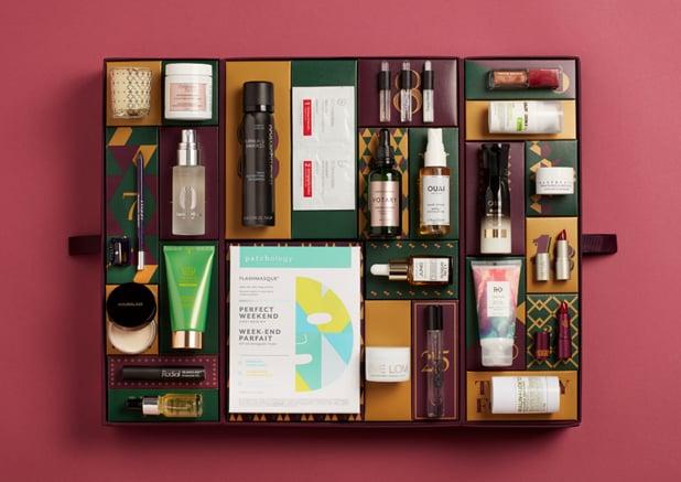 space nk beauty advent calendar best advent calendars. Black Bedroom Furniture Sets. Home Design Ideas