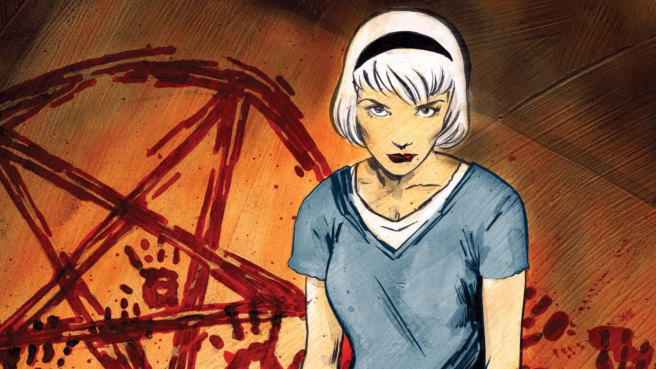 Sabrina the Teenage Witch getting 'gritty' reboot