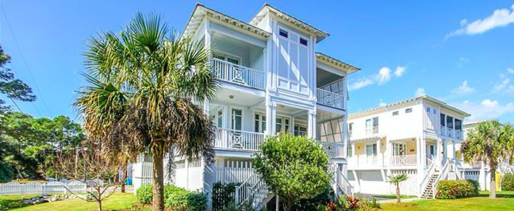 Rent Paula Deen's Georgia Beach House