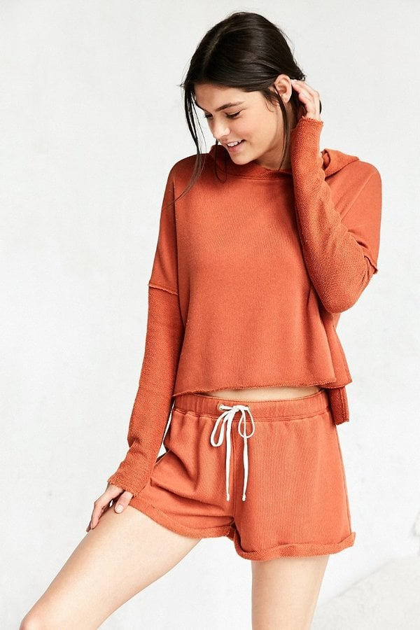 Out From Under Cuffed Sweat Short ($34)