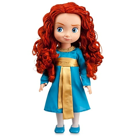Merida Toddler Doll ($25)