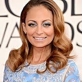 Nicole Richie at the Golden Globes 2013 (Pictures)