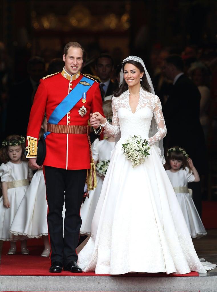 Kate Middleton Wedding Dress From H&M