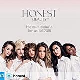 Jessica Alba For Honest Beauty