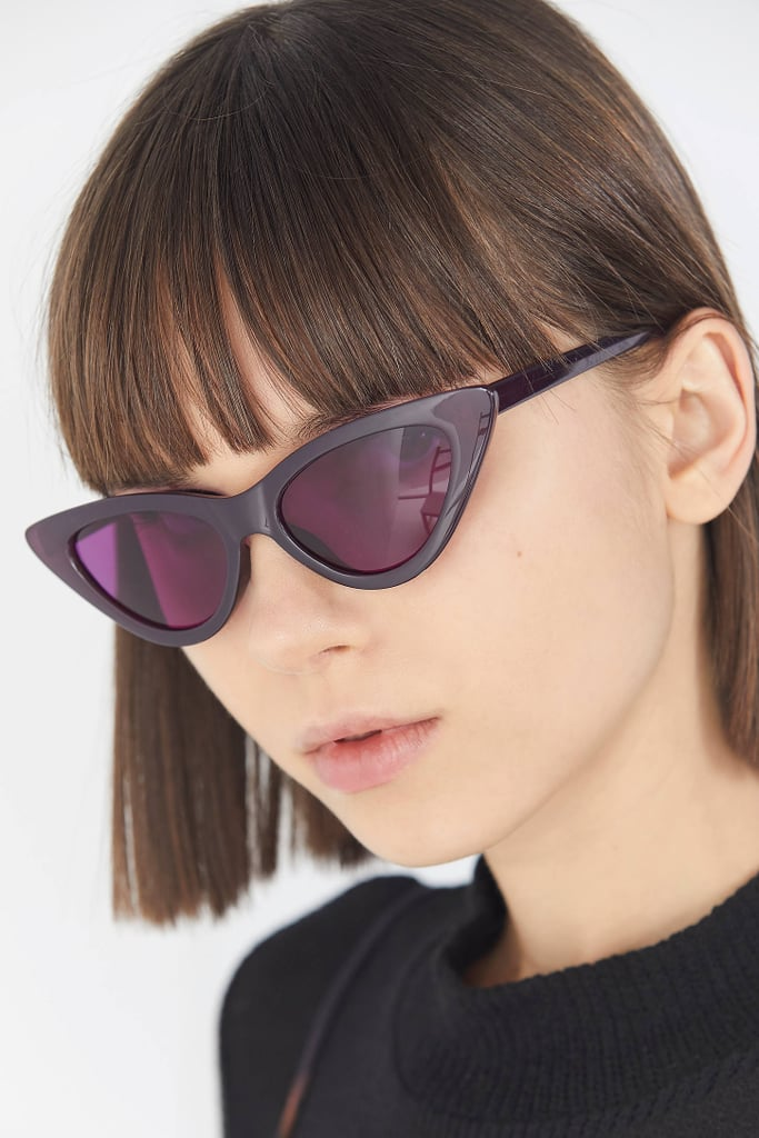 5778c63d26f9 Urban Outfitters Camilla Cat-Eye Sunglasses