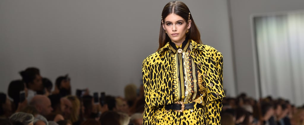 Kaia Gerber Can Teach You Her Runway Walk in Less Than 1 Minute
