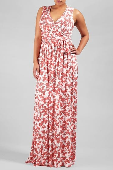 Rachel Pally Plus-Size Printed Maxi Dress
