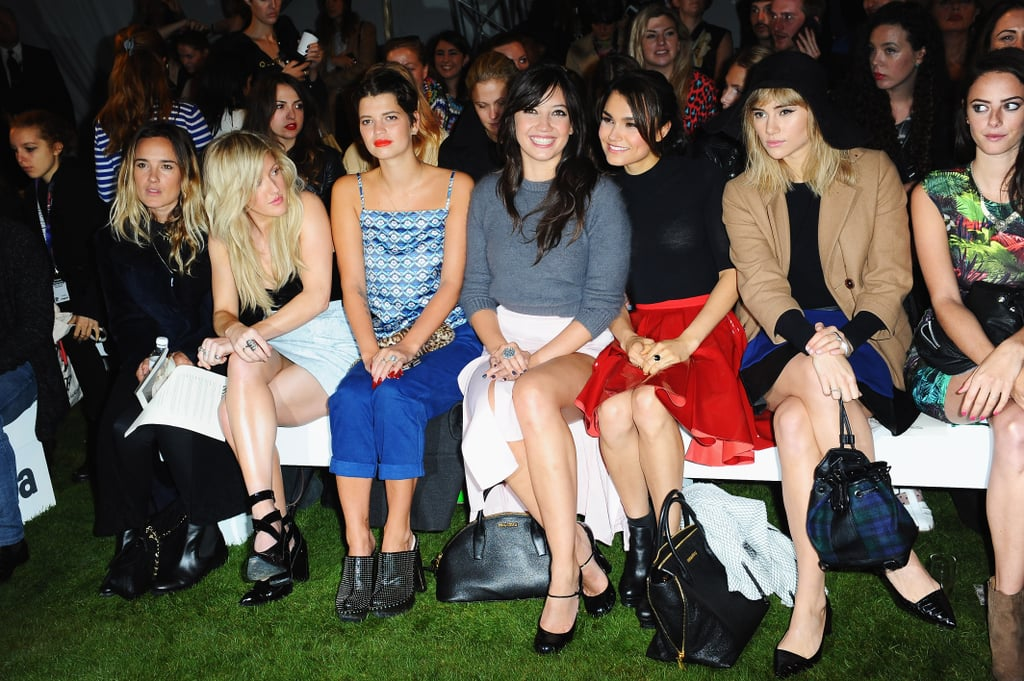 Topshop Front Row