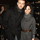 He and Christina Ricci teamed up at the 2007 Sundance Film Festival to premiere their film, Black Snake Moan.